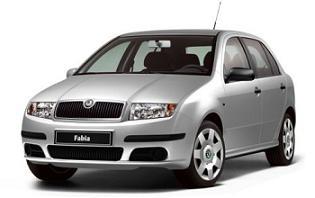 Výmena čelného skla Škoda Fabia